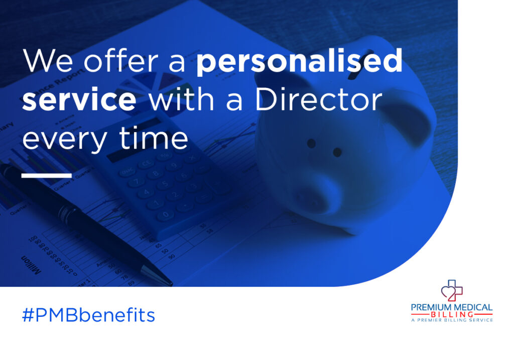 Image showing a personalised service with PMB