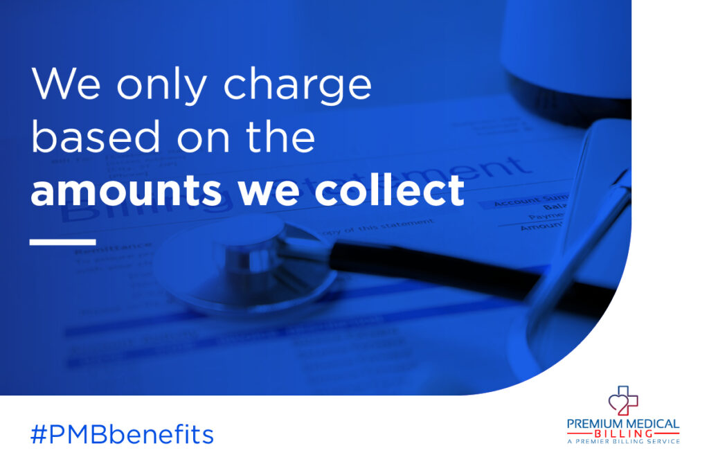 Medical Billing - We only charge on what we collect